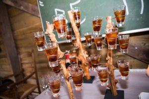 sfeerimpressie feesten borreltjes