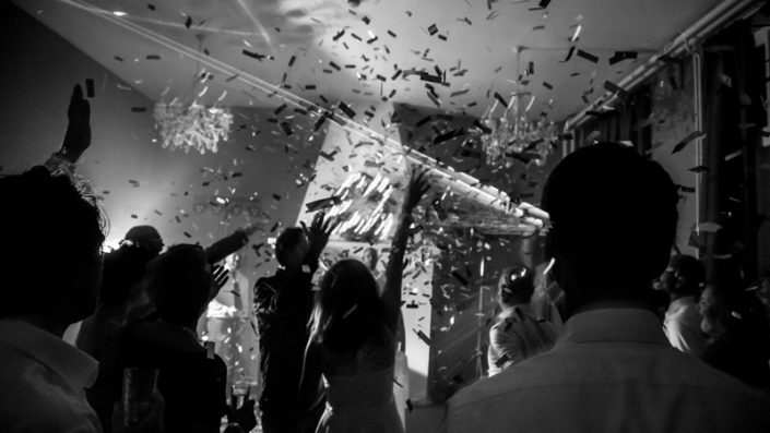 sfeerimpressie feesten hoera