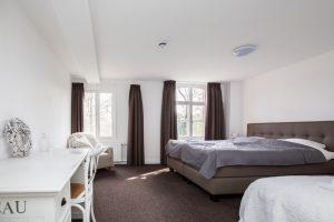 sfeerimpressie slapen kamer 3 uitzicht