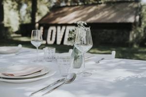 sfeerimpressie feesten bruiloft juni 2019